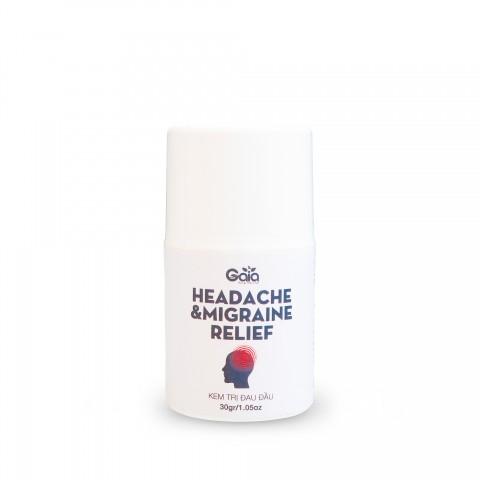 Kem Giảm Đau Đầu Headache & Migraine Relief